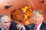 Putin, Tramp, Sirija, kombo