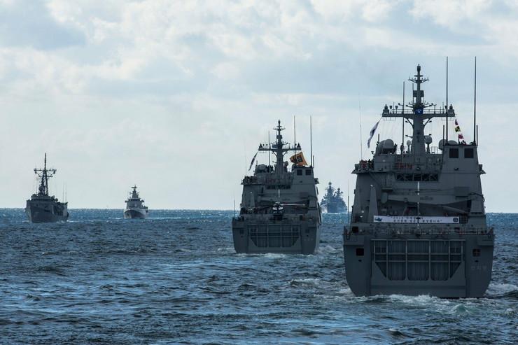 južna koreja brodovi mornarica