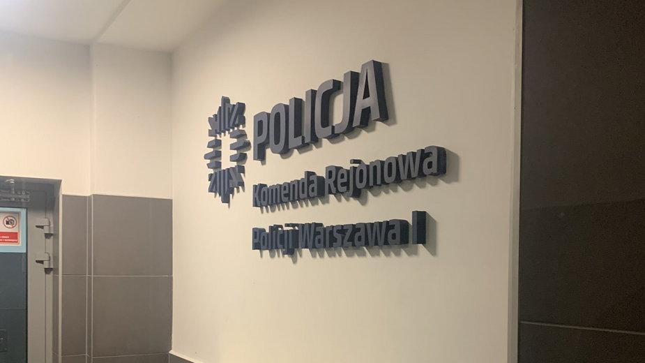 Komenda Policji przy ul. Wilczej w Warszawie