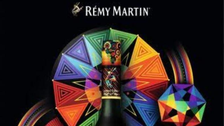 Rémy Martin teams up with artist Matt W. Moore to invite us to rethink the way we see the world