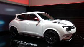 Nissan Juke Nismo Concept (Genewa 2012)