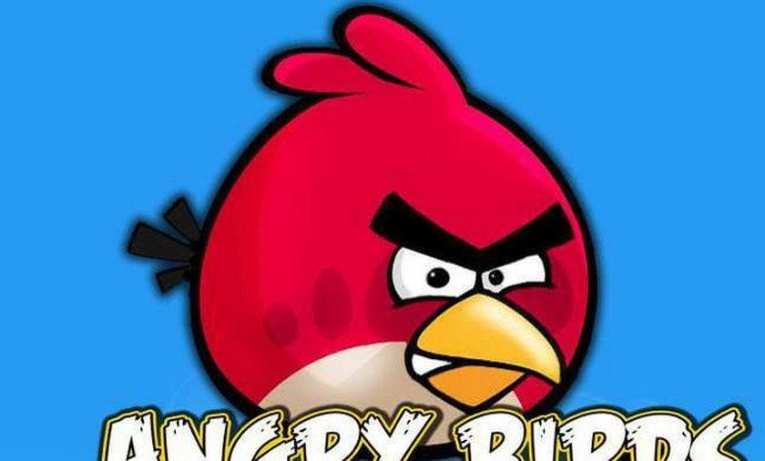 angry birdsy na fejsie