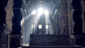 Nieoczekiwana zmiana miejsc w Watykanie