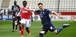 Arkadiusz Milik z golem w wygranym meczu Olympique Marsylia
