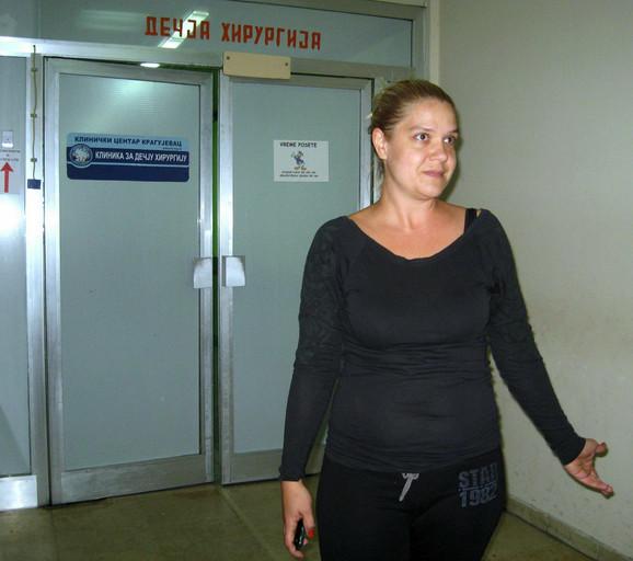 Majka pretučeng dečaka Tijana Šukić