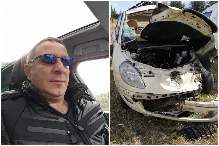 Slaviša B. saobraćajna nesreća