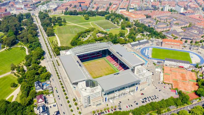 Stadion Parken