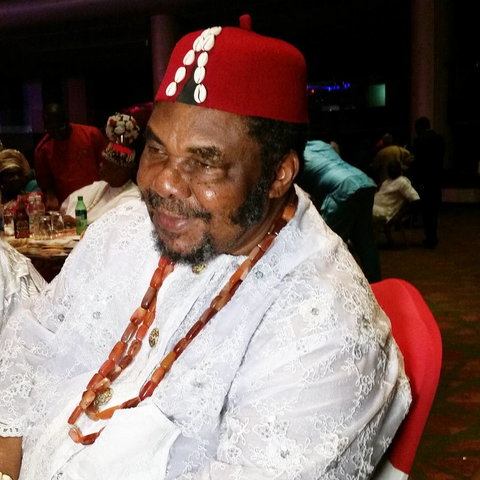 Pete Edochie thinks it is totally wrong for an Igbo man to kneel and propose to a woman before marriage. [Instagram/PeteEdochie]