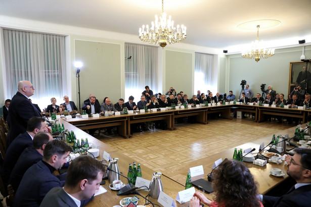 Okrągły stół ws. reformy wymiaru sprawiedliwości