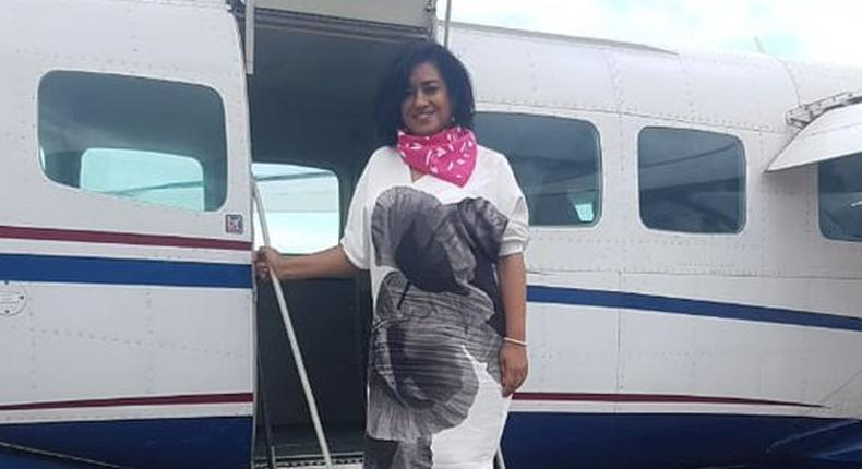 Kenya Airways flight with Esther Passaris on board cut short minutes after take-off