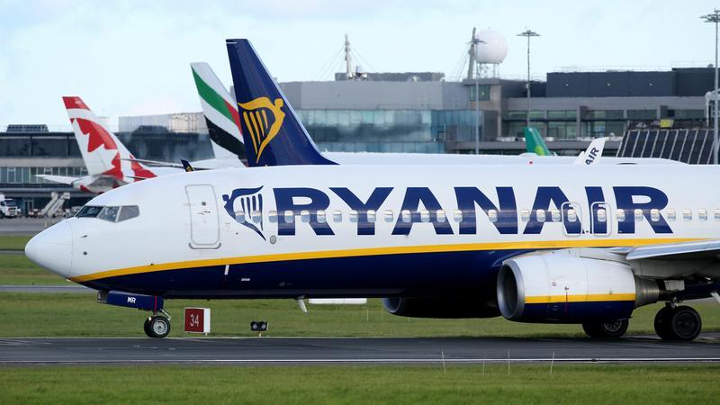 Belgia pozwała Ryanaira do sądu gospodarczego