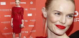Stylizacja dnia: Kate Bosworth w czerwieni