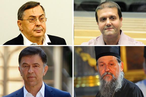 PAHOMIJE, ŠARIĆ, KERTES I CANE Njih četvorica su oslobođeni za teška krivična dela, a evo kome mogu da zahvale