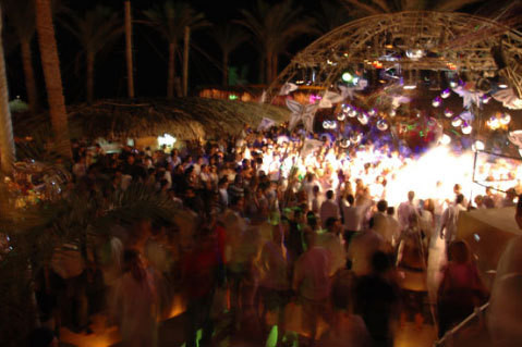 Egipt, Hurghada, Ministry of Sound