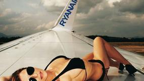 Stewardessy Ryanair rozebrały się do kalendarza