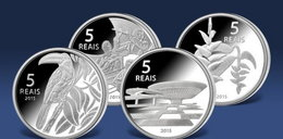 Specjalne monety na igrzyska olimpijskie w Rio