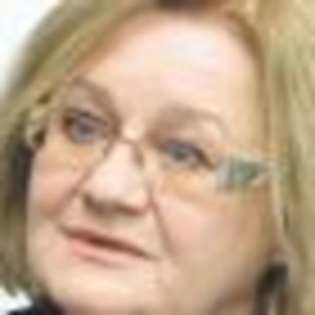 Jolanta Jabłońska-Bonca, profesor prawa, prorektor ds. studiów prawniczych, dyrektor Kolegium Prawa w Wyższej Szkole Przedsiębiorczości i Zarządzania im. Koźmińskiego w Warszawie