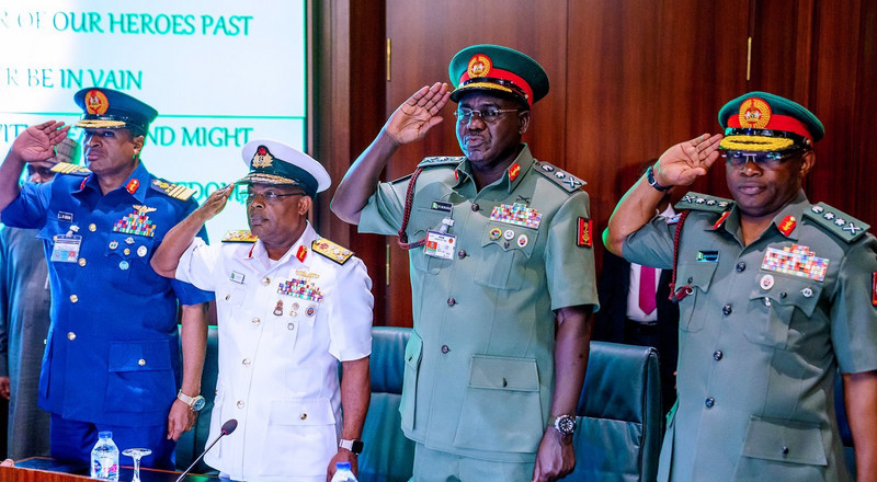 5 years as Nigeria President, memo to Buhari on Service Chiefs [Opinion]