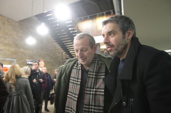 Profesor Bajčetić i Uliks Fehmiju