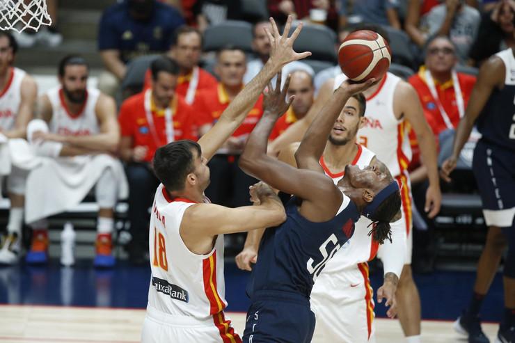 Košarkaška reprezentacija SAD, košarkaška reprezentacija Španije, košarkaši Sjedinjenih Američkih Država, Amerikanci