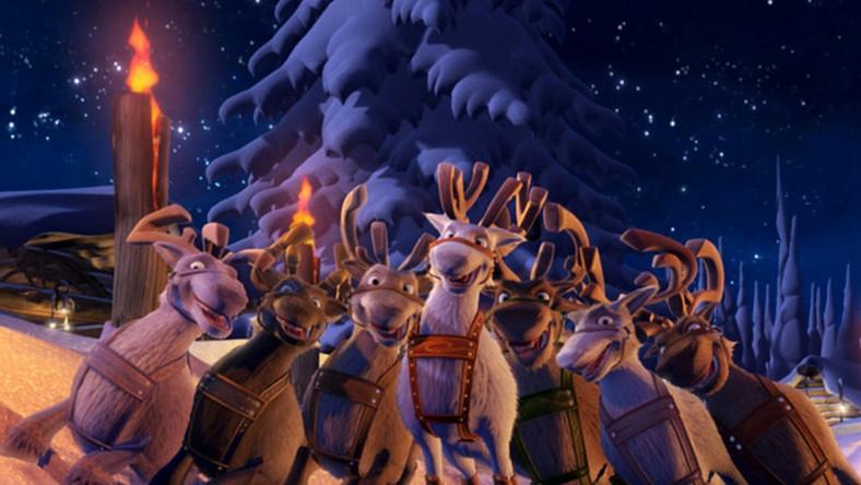 Czarujący renifer Niko ratuje magię Świąt