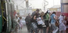 Uwaga! Nadchodzą gwałtowne burze