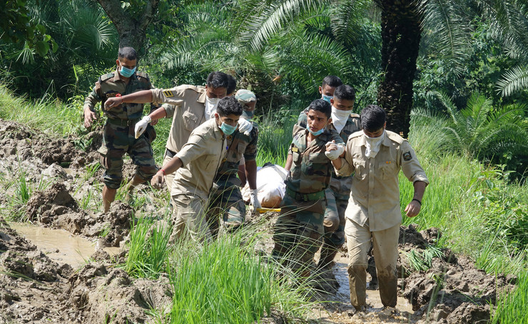 Klizišta Indija EPA SANJAY BAID