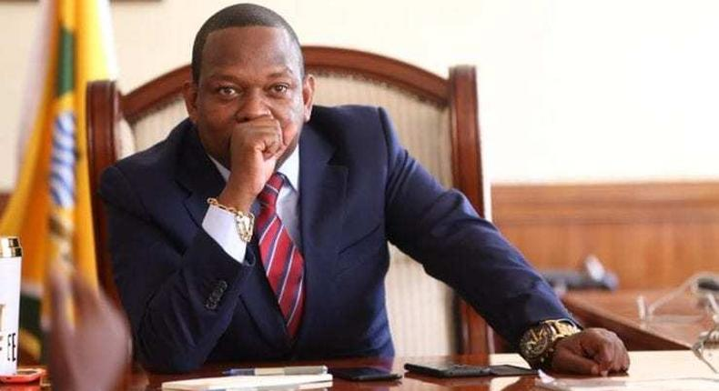 Governor Mike Sonko Impeached