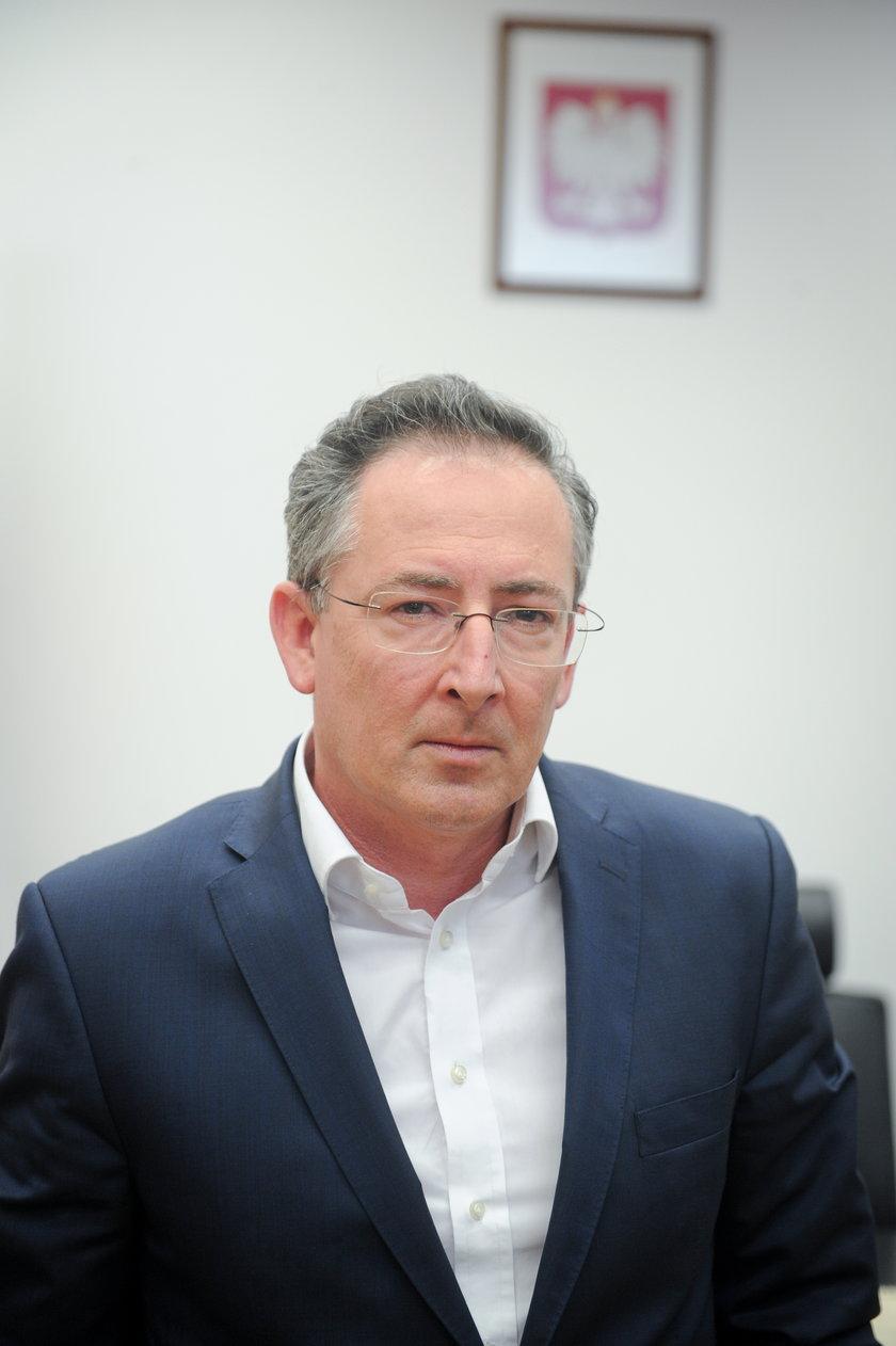 Bartłomiej Sienkiewicz, szef MSW