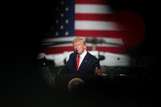 Trump zarzuca ministerstwu sprawiedliwości bierność w sprawie wyborów