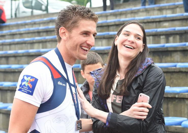 Miloš Vasić i Sonja Petrović