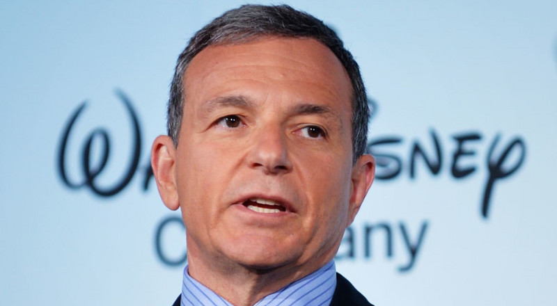 Bob Iger to waive Walt Disney Salary amid coronavirus pandemic