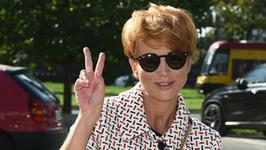 Katarzyna Zielińska w ciąży na wakacjach. Aktorka pochwaliła się zdjęciem z plaży