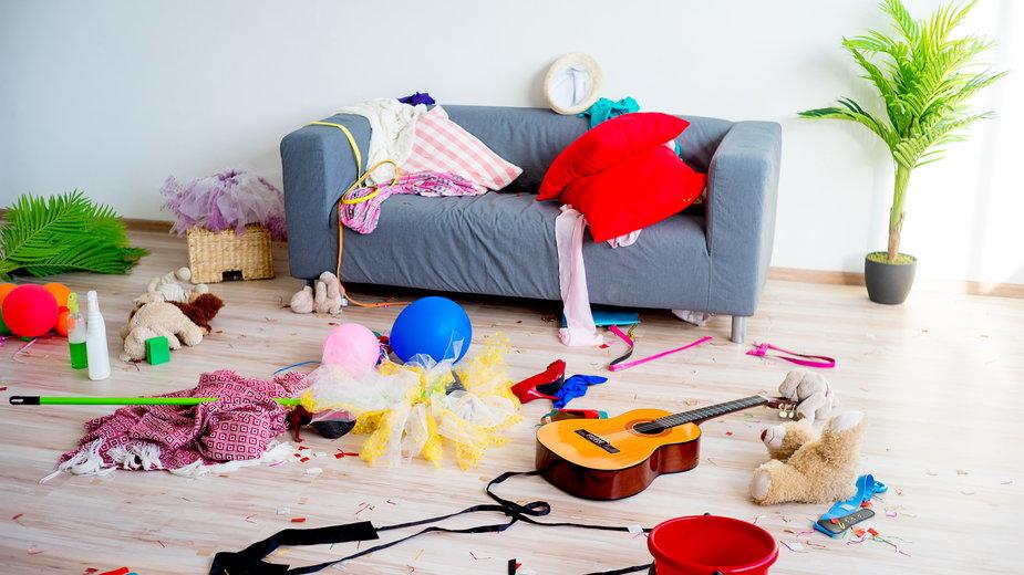 Triki, dzięki którym skutecznie uporządkujesz mieszkanie