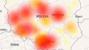 Awaria w sieci Netia - problemy z dostępem do usług internetu i telewizji [aktualizacja]