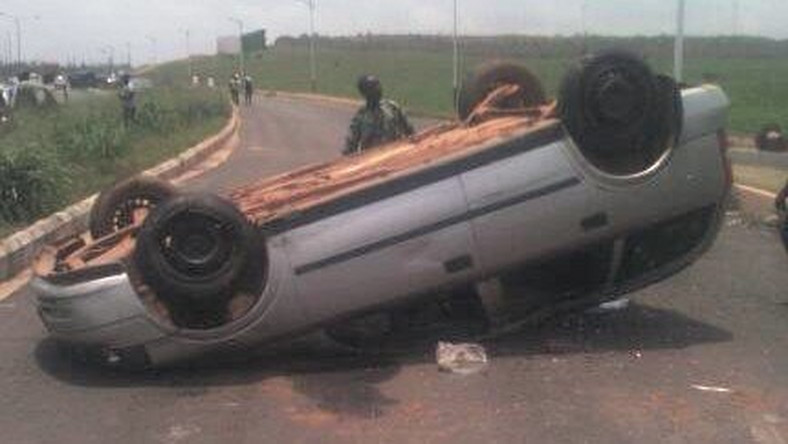 2 die, 8 injured in Ogun crash/Image used for illustrative purpose [primepost]