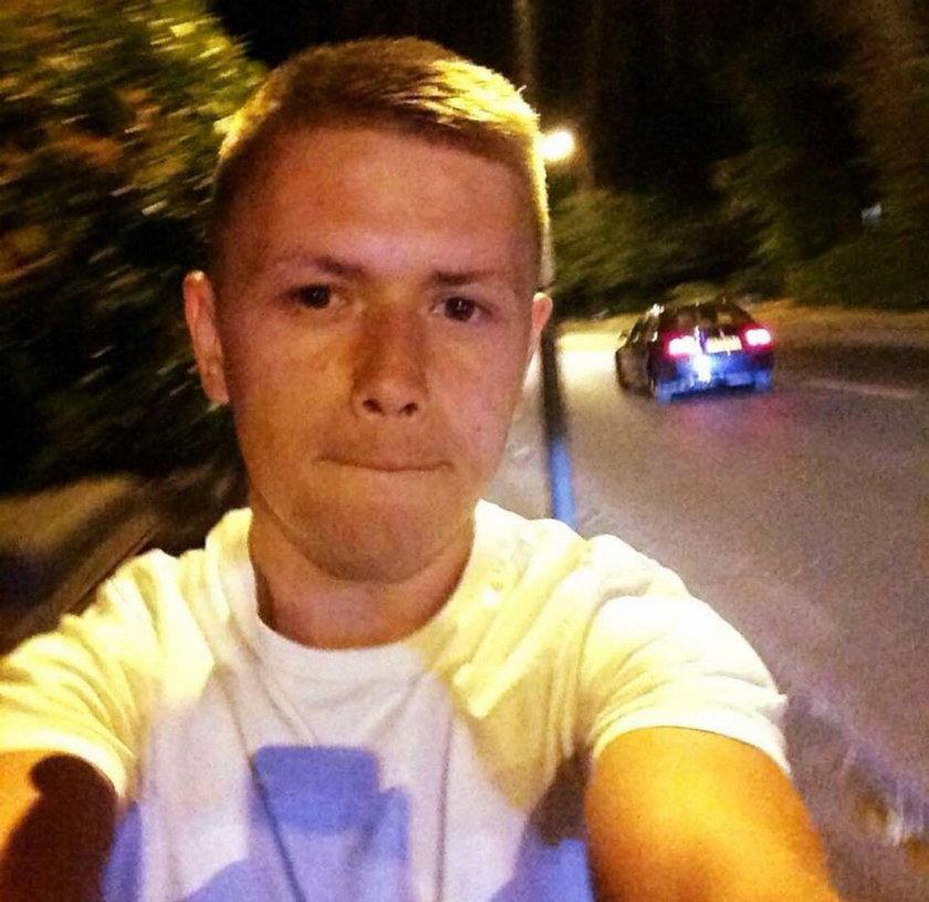 27-letni Joe X. - sprawca ataku na Polki