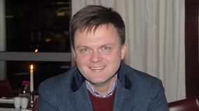 Szymon Hołownia szefem kuchni? Nowa książka znanego dziennikarza