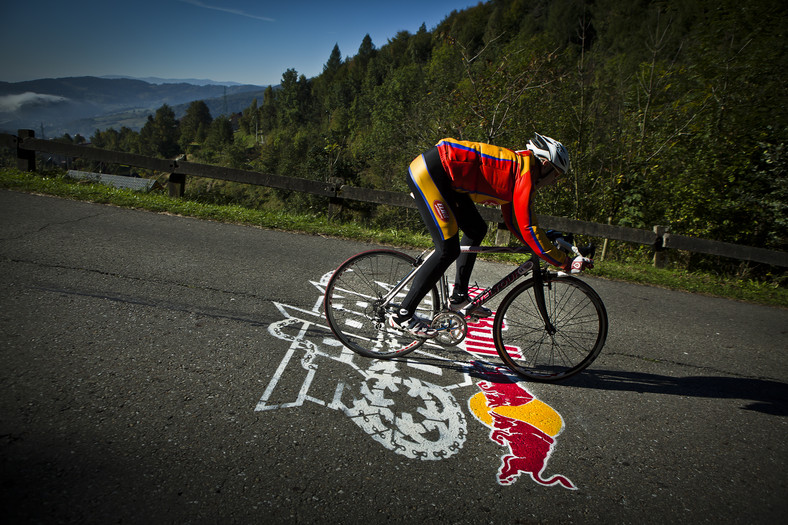 Red Bull Road Rage