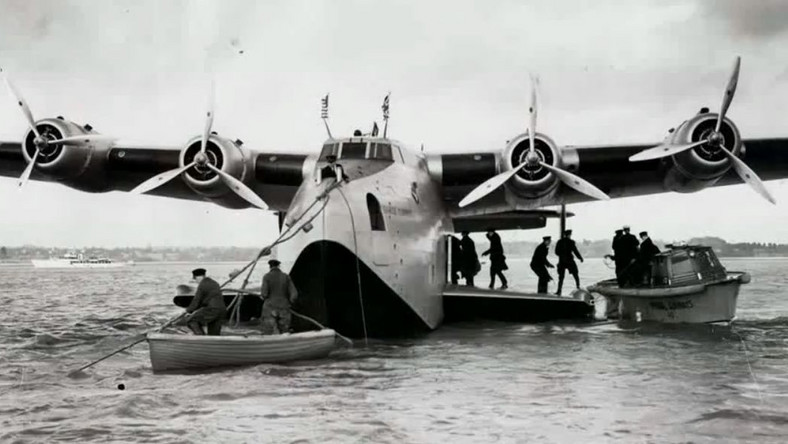 Boeing 314 Clipper Flying Boat