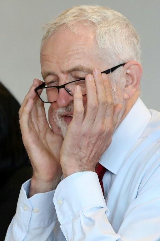 Labour's Jeremy Corbyn said this week 'could be our last chance'