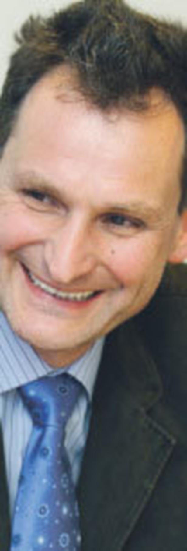 Robert Nejman, szef działu zarządzania aktywami DM IDMSA