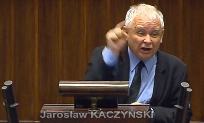 Co z wielką obietnicą Kaczyńskiego?