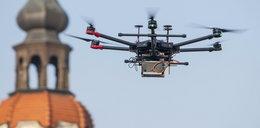 Drony recepta na trujących powietrze?