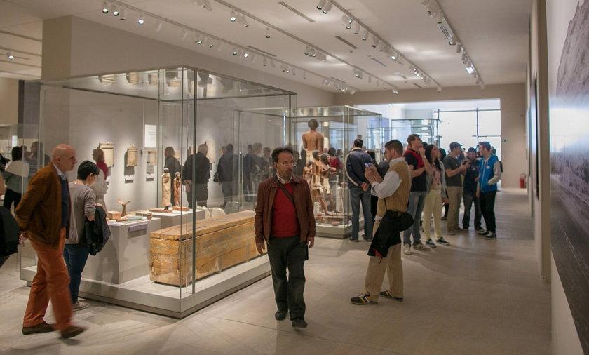 Muzeum ostrzega przed mumiami