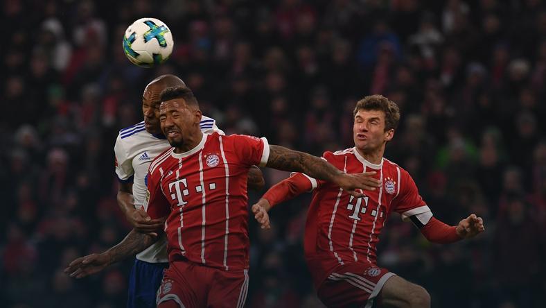 epa06512428 - GERMANY SOCCER BUNDESLIGA (FC Bayern Munich vs FC Schalke 04)