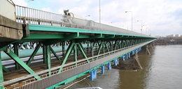 Miasto boi się pożaru na moście Gdańskim