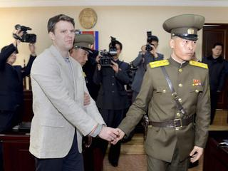 US student sentenced to prison in North Korea