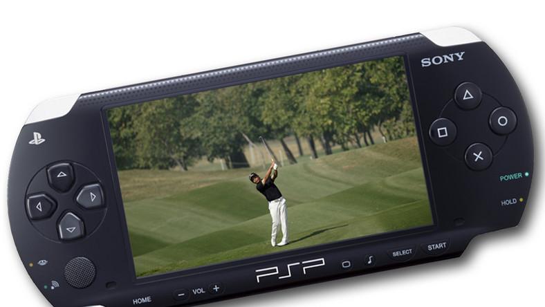 Przenośna konsola niezbędna na polu golfowym
