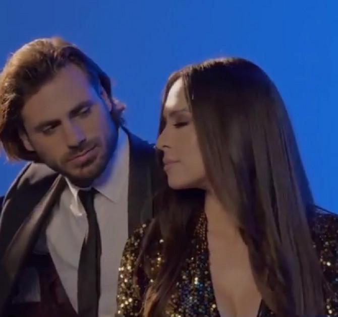 Lola Astanova i Stjepan Hauser na nastupu